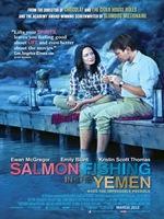 La Pesca del Salmón en Yemen DVDRip Español Latino