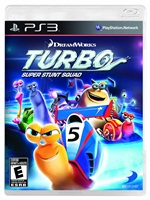Turbo Super Stunt Squad PS3 Español