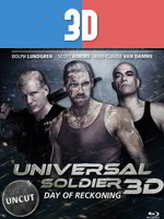 Universal Soldier 4 Day of Reckoning 3D SBS Español Latino