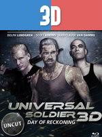 Universal Soldier 4 Day of Reckoning 3D SBS Español Latino
