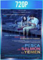 La Pesca del Salmón en Yemen (2011) BRRip HD 720p Latino Dual