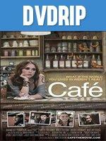 Portada de Café DVDRip Latino