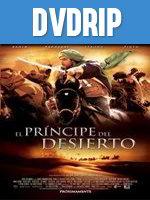 El Príncipe del Desierto DVDRip Latino
