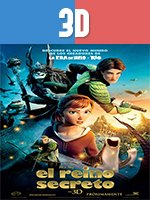 Epic: El Reino Secreto 3D SBS Latino Dual