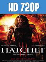 Portada de Hatchet 3 Unrated 720p HD Subtitulos Español Latino