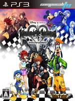 Kingdom Hearts HD 1.5 PS3 Region Free