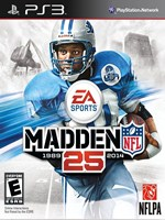 Madden NFL 25 PS3 Region USA