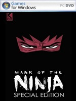 Mark of the Ninja Special Edition PC Full Español Skidrow