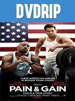 Pain & Gain DVDRip Español Latino