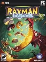 Rayman Legends PC Beta Español