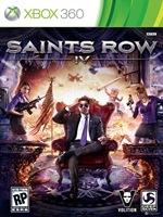 Saints Row IV Xbox 360 Español Región Free XGD3
