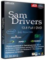 SamDrivers Versión 13.8 Español