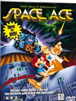 Space Ace Remastered PC Full Español