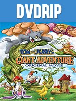 Tom y Jerry: Una Aventura Colosal DVDRip Latino