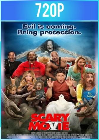 Scary Movie 5 (2013) BRRip HD 720p Latino Dual