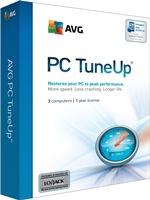 AVG PC TuneUp 2014 Español Versión 14.0.1001.380