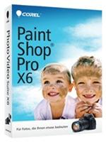 Corel PaintShop Pro X6 Español Versión 16.0