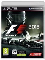 F1 2013 Play Station 3 Español