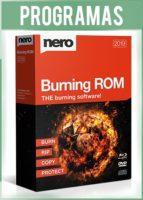Nero Burning Rom Versión Full Español