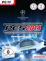 Pro Evolution Soccer 2014 PES 14 PC Full Español