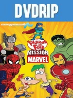 Phineas y Ferb: Mission Marvel DVDRip Latino
