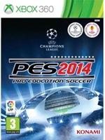 Pro Evolution Soccer 2014 Xbox 360 Español NTSC/U XGD3