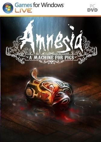 Amnesia A Machine for Pigs PC Full Español