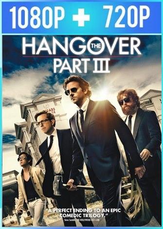 Hangover III Parte 3 (2013) HD 1080p y 720p Latino Dual