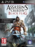 Assassins Creed IV Black Flag PS3 Español