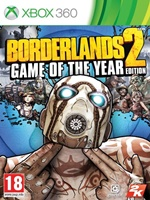 Borderlands 2 Game of the Year Edition Xbox 360 Español RF
