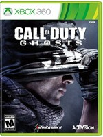 Call of Duty Ghosts Xbox 360 Español Region Free 2013