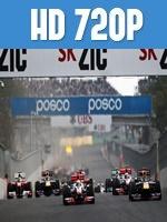 Carrera Gran Premio de Corea Formula 1 Octubre 6 HD 2013