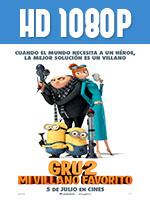 Mi Villano Favorito 2 1080p HD Latino Dual