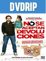 No se aceptan Devoluciones DVDRip Latino