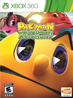 Portada de Pac Man And The Ghostly Adventure Xbox 360 Español Región Free