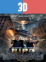 R.I.P.D Departamento de Policia Mortal 3D SBS Latino