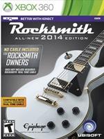 Rocksmith 2014 Edition Xbox 360 Español Región Free XGD3