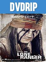 The Lone Ranger DVDrip Latino