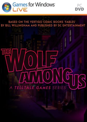 The Wolf Among Us Complete First Season (2013) PC Full Español