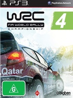 WRC FIA World Rally Championship 4 PS3 Español