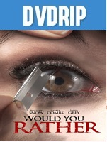 Would You Rather DVDRip Latino