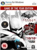 Batman Arkham City GOTY Steam Edition PC Full Español