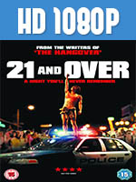 21 and Over 1080p HD Latino Dual