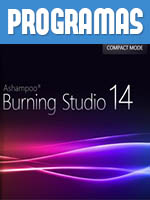 Ashampoo Burning Studio 14 Versión 14.0.5 Final Full Español