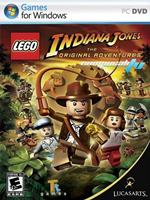 LEGO Indiana Jones 1 The Original Adventures PC Full Español