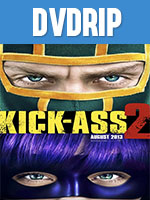 Kick Ass 2 DVDRip Latino