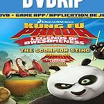 Kung Fu Panda: The Scorpion Sting DVDRip Latino