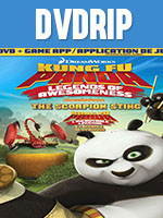 Kung Fu Panda: The Scorpion Sting DVDRip Latino