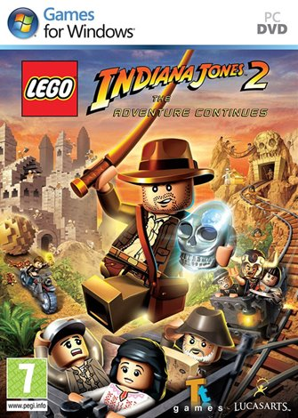 LEGO Indiana Jones 2 La Aventura Continua (2009) PC Full Español