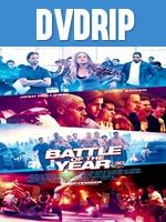 Portada de La Batalla Del Año DVDRip Latino